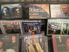 CD-Levyt, Musiikki CD, DVD ja äänitteet, Musiikki ja soittimet, Seinäjoki, Tori.fi