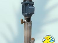 Ejektoripumppu Lohja PYKE 6 R 1,1 KW/3-V 2,4 A