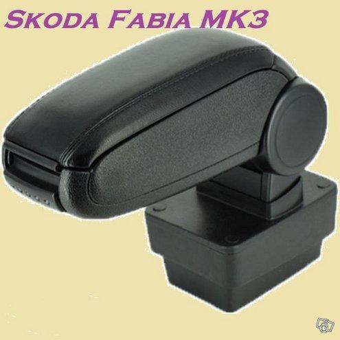 Kyynärnoja Skoda Fabia MK3 alk. 2015-