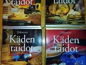 Tekniset Käden taidot - kirjasarja, Harrastekirjat, Kirjat ja lehdet, Seinäjoki, Tori.fi