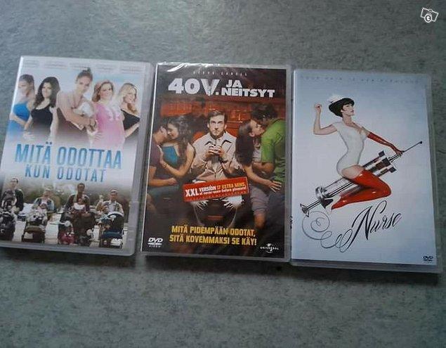 Ulkomaalaisia elokuvia dvd