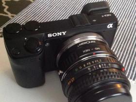 Sony nex-7 kamera, Kamerat, Kamerat ja valokuvaus, Kuopio, Tori.fi