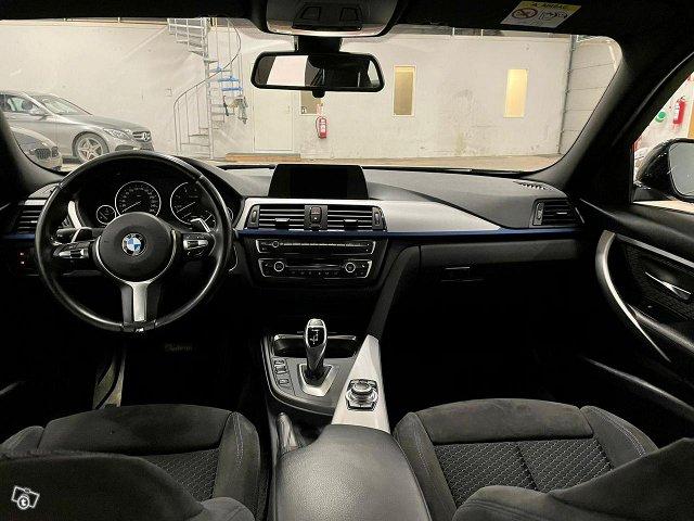BMW 320d *M-SPORT*Navi *Alcantara *Xenon *RAHOITUS 9