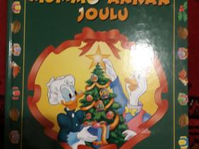 Mummo Ankan joulukirja, Lastenkirjat, Kirjat ja lehdet, Jyväskylä, Tori.fi