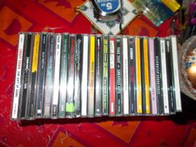 Cd, Musiikki CD, DVD ja äänitteet, Musiikki ja soittimet, Tampere, Tori.fi