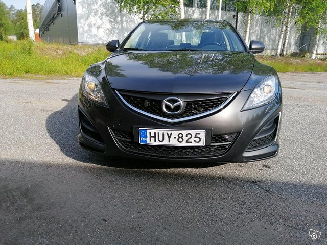 Mazda6 Sedan 2.0 Dynamic Business 6MT 4-ov(UL1)