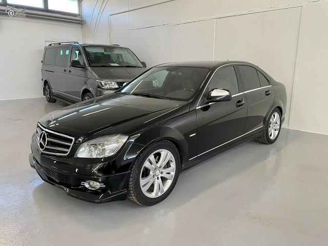 Mercedes-Benz C350 Avantgarde *Nahat *RAHOITUS