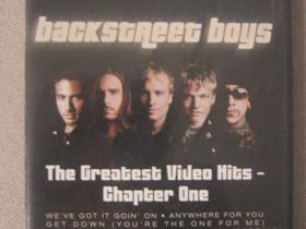 Backstreet Boys -musiikki-dvd, Imatra/posti, Musiikki CD, DVD ja äänitteet, Musiikki ja soittimet, Imatra, Tori.fi
