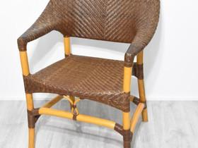 Hyväkuntoinen tuoli rottinkia ja bambua, Sohvat ja nojatuolit, Sisustus ja huonekalut, Tuusula, Tori.fi