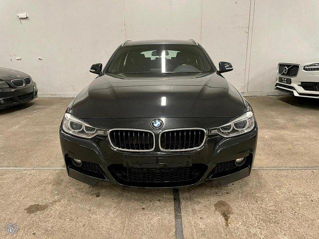 BMW 320d *M-SPORT*Navi *Alcantara *Xenon *RAHOITUS 2