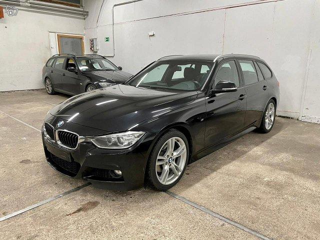 BMW 320d *M-SPORT*Navi *Alcantara *Xenon *RAHOITUS