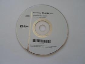Epson Stylus SX420 -sarjan asennuslevyke, Muut kodinkoneet, Kodinkoneet, Helsinki, Tori.fi
