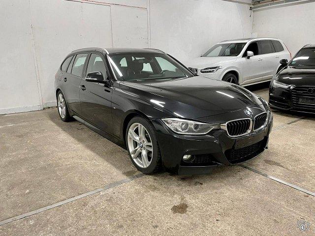 BMW 320d *M-SPORT*Navi *Alcantara *Xenon *RAHOITUS 3