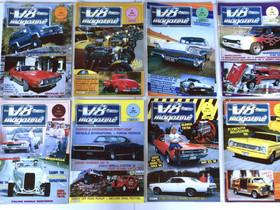 V8 magazine 1984 vuosikerta, Lehdet, Kirjat ja lehdet, Kaarina, Tori.fi
