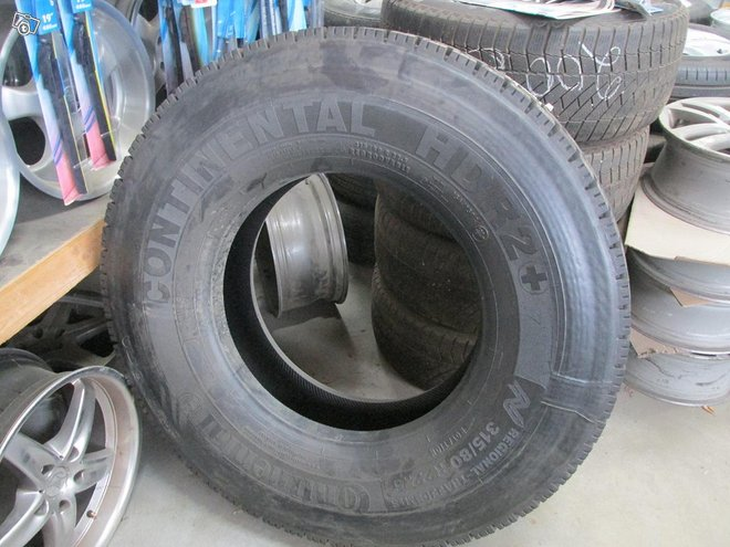 Continental Kuorma-auton renkaat