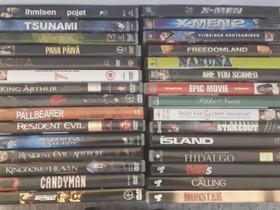 DVD-elokuvia, Elokuvat, Kotka, Tori.fi