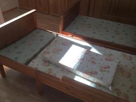 Lasten sänkyt, Sängyt ja makuuhuone, Sisustus ja huonekalut, Aura, Tori.fi