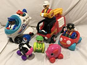 Spire Rockin' rollers lelupaketti (kaikki osat on), Lelut ja pelit, Lastentarvikkeet ja lelut, Espoo, Tori.fi