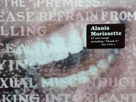 Alanis Morissette - Supposed Former. CD-levy, Musiikki CD, DVD ja äänitteet, Musiikki ja soittimet, Kangasala, Tori.fi