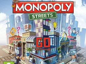 Monopoly Streets PS3, Pelikonsolit ja pelaaminen, Viihde-elektroniikka, Lahti, Tori.fi