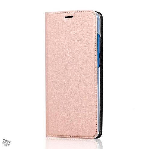 Wave BookCase suojakotelo Huawei Nova 3, ruusukult