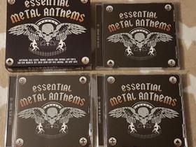 Essential Metal Anthems 3CD, Musiikki CD, DVD ja äänitteet, Musiikki ja soittimet, Tampere, Tori.fi