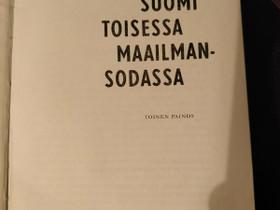 Suomi toisessa maailmasodassa, Harrastekirjat, Kirjat ja lehdet, Rauma, Tori.fi