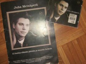 Juha Metsäperä - Pienen hetken nuottivihko ja cd, Musiikki CD, DVD ja äänitteet, Musiikki ja soittimet, Imatra, Tori.fi