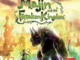 Majin and The Forsaken Kingdom PS3, Pelikonsolit ja pelaaminen, Viihde-elektroniikka, Lahti, Tori.fi