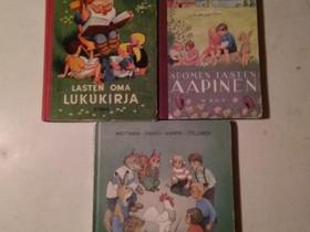 Erillaisia Aapis ja Luku kirjoja 2, Oppikirjat, Kirjat ja lehdet, Kajaani, Tori.fi