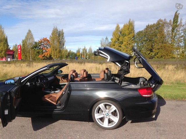 Avo BMW 320 Diesel ehkä vaihto M-P, As.vaunu, Paku 4