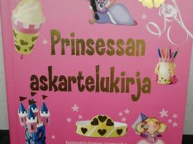 Prinsessa askartelukirja, Lastenkirjat, Kirjat ja lehdet, Seinäjoki, Tori.fi