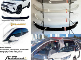 Toyota RAV 4, Lisävarusteet ja autotarvikkeet, Auton varaosat ja tarvikkeet, Vantaa, Tori.fi