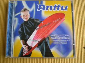 Anttu Pikkujättiläinen ELECTRIC KANTELE CD, Musiikki CD, DVD ja äänitteet, Musiikki ja soittimet, Joensuu, Tori.fi