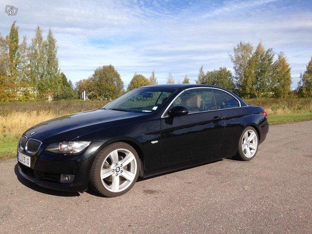 Avo BMW 320 Diesel ehkä vaihto M-P, As.vaunu, Paku 5