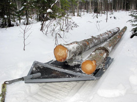 HT-tuote® PVL750 -puidenvetolaite, Muut koneet ja tarvikkeet, Työkoneet ja kalusto, Joensuu, Tori.fi
