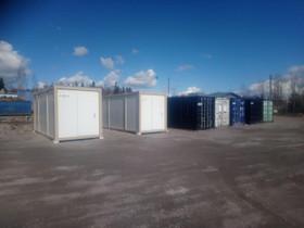 Edullista varastotilaa, Autotallit ja varastot, Tampere, Tori.fi