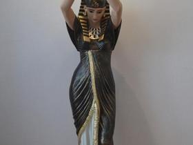 Patsaat: Kleopatra -valaisin, pronssi-l.valkoinen, Valaisimet, Sisustus ja huonekalut, Salo, Tori.fi