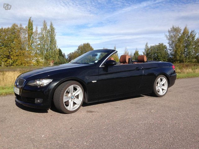 Avo BMW 320 Diesel ehkä vaihto M-P, As.vaunu, Paku