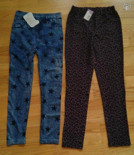Uudet housut, 2 kpl