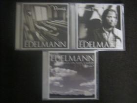 Samuli Edelmann Virsiä 1-3 cd:t, Imatra/posti, Musiikki CD, DVD ja äänitteet, Musiikki ja soittimet, Imatra, Tori.fi