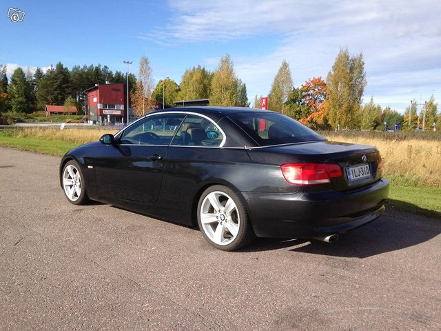Avo BMW 320 Diesel ehkä vaihto M-P, As.vaunu, Paku 6