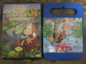 Kaksi Keksijäkylän Lotta -dvd:tä, Imatra/posti, Elokuvat, Imatra, Tori.fi