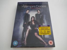 Vampire Diaries kausi 4 + Twilight in Forks DVD, Elokuvat, Kaarina, Tori.fi