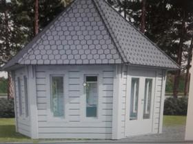 Paviljonki.Nyt tukeva lattia kaupan päälle, Muu piha ja puutarha, Piha ja puutarha, Laihia, Tori.fi