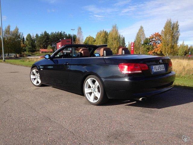 Avo BMW 320 Diesel ehkä vaihto M-P, As.vaunu, Paku 2