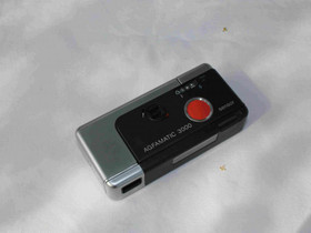 Vanha AGFAMATIC 3000 kamera, Kamerat, Kamerat ja valokuvaus, Raasepori, Tori.fi