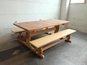 Vanha pirttikalusto, Pöydät ja tuolit, Sisustus ja huonekalut, Salo, Tori.fi