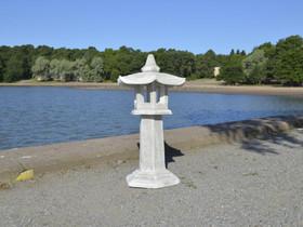 Patsaat: Lyhty, betonia 72 kg, Ruukut, kivet ja koristeet, Piha ja puutarha, Salo, Tori.fi