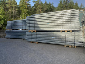 Käytettyä Kasten kuormalavahyllyä, Muu rakentaminen ja remontointi, Rakennustarvikkeet ja työkalut, Raisio, Tori.fi